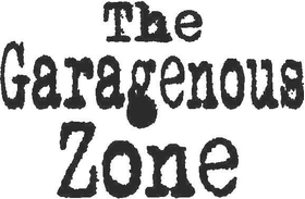 The Garagenous Zone Decal / Sticker