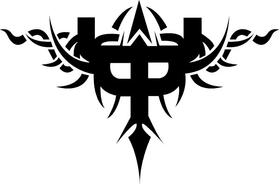 Judas Priest Decal / Sticker 01