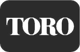 Toro Decal / Sticker 02