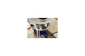 96-99 GSXR Headlight Divider Decal / Sticker