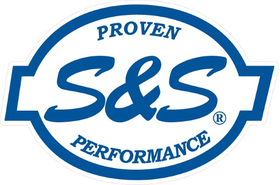 S&S Cycle Decal / Sticker 01