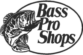 Bass Pro Shops 01 Decal / Sticker