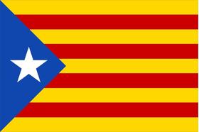 Estelada Flag Decal / Sticker 01