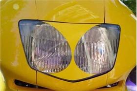 600 F3 Headlight divider