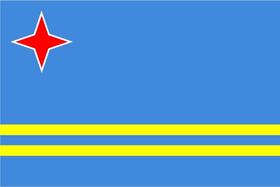 Aruba Flag Decal / Sticker