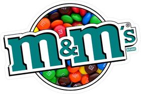 M&M Decal / Sticker 26