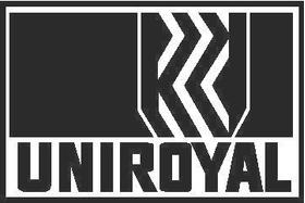Uniroyal Decal / Sticker 03