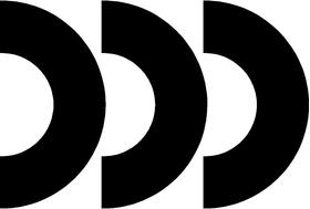 Morel Audio Decal / Sticker 04