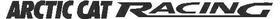 Arctic Cat Racing 04 Decal / Sticker