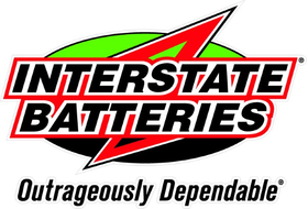 Interstate Batteries Decal / Sticker 01