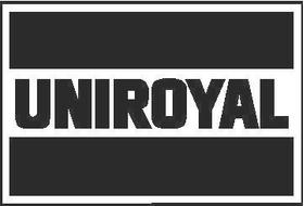 Uniroyal Decal / Sticker 02