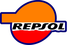 Repsol Decal / Sticker 07