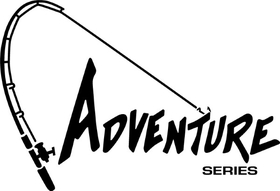 Adventure Series Lund Boats Decal / Sticker 10