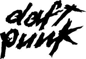 Daft Punk Decal / Sticker