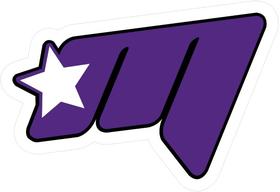 WWE MVP Decal / Sticker 01