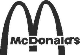 McDonalds Decal / Sticker