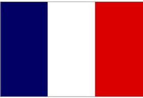 France Flag Decal / Sticker