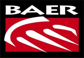 Baer Brakes Decal / Sticker 03