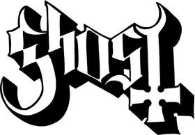 Ghost B.C. Decal / Sticker 02