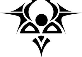 Tribal Decal / Sticker 83