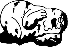 Peter Griffin Decal / Sticker 03