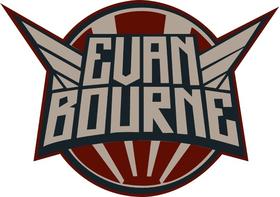 Evan Bourne Decal / Sticker 01