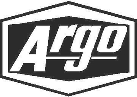 Argo Decal / Sticker
