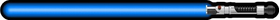 Blue Lightsaber Decal / Sticker 01