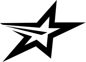 American Racing Decal / Sticker 08