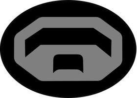 Toyota Trucks Oval Decal / Sticker 06