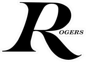 Rogers Drums Decal / Sticker 06