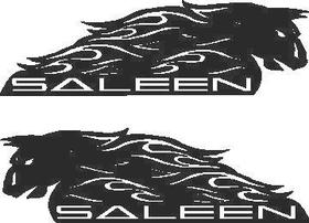 Saleen Decal / Sticker 02