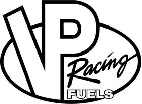 VP Racing Fuels Decal / Sticker 06