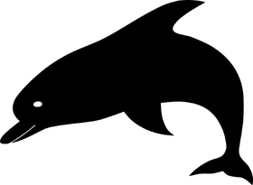 Dolphin Decal / Sticker 06
