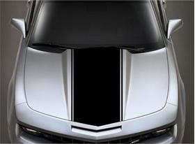 18 Inch Wide Pin Stripe Racing Stripe Decal / Sticker