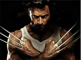 X-men Wolverine Decal / Sticker 04