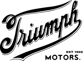 Triumph Decal / Sticker 67
