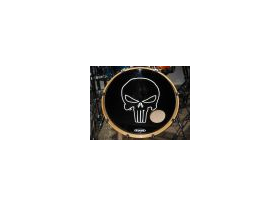 Punisher Decal / Sticker 03