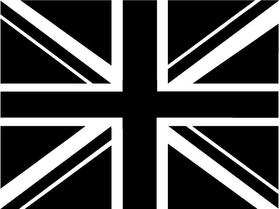 British Flag Decal / Sticker