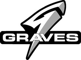 Graves Motorsports Decal / Sticker 13