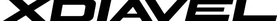 Ducati XDiavel Decal / Sticker 02
