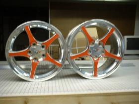 C5 Wheel Spoke Covers