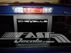 Chevelle band Decal / Sticker