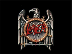 Slayer Decal / Sticker 08