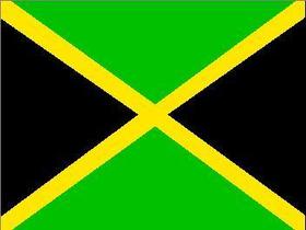 Jamaica Flag Decal / Sticker