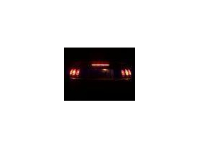 Flaming Tail Light Covers for 99-04 Mustang
