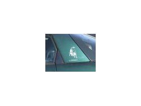 Bull Decal / Sticker 01