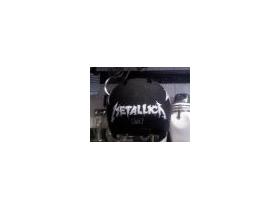 Metallica Decal / Sticker 02
