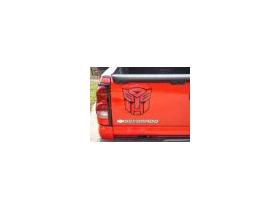 Transformers Autobot 07 Decal / Sticker