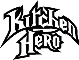 Kitchen Hero Decal / Sticker